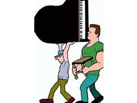 PIANO REMOVALS - UPRIGHT AND GRANDS, PROFESSIONAL SERVICE!!