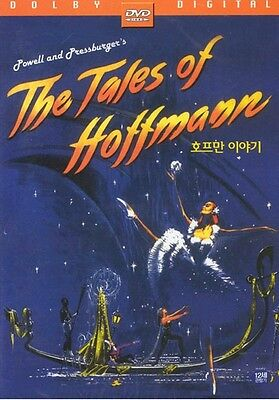 THE TALES OF HOFFMANN (1951) DVD (New & Sealed)