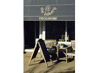 @ the bakery, Frogmore - Delivery Driver and General Maintenance