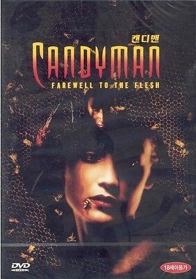 CANDYMAN 2 (FAREWELL TO THE FLESH) DVD (New & Sealed)