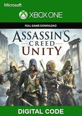 Usado, Assassin's Creed: Unity (Xbox One) Xbox Live Global Key segunda mano  Embacar hacia Spain