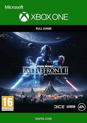 Star Wars Battlefront 2 Xbox One Digital Download Game (UK)