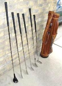 Spalding 6 Piece Junior Golf Set plus Cooper Golf Bag (used)