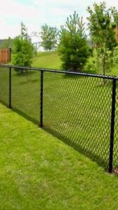 Ornamental Iron and Chainlink Fencing
