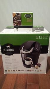 Brand new Keurig, free k-cups included!