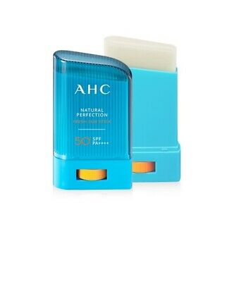 Used, [AHC Sun Stick 22g]Natural Perfection/Presh Sun Stick 50+SPF PA++++/22g for sale  Shipping to Canada