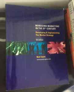 Managing Marketing in the 21th century 3rd edition