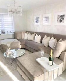 TODAYS OFFER 🎇 NEW U-SHAPE SOFA IN STOCK 🎇 FREE DELIVERY 🎇