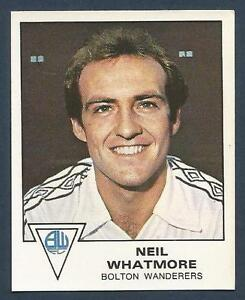 PANINI-FOOTBALL-80-049-BOLTON-WANDERERS-NEIL-WHATMORE