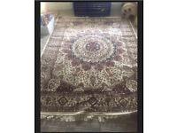 Keshan large rug