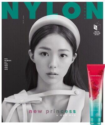 NYLON Korea 2019 JUNE Chae Soo-bin K-pop Korean Magazine +Free Gift Pre-order