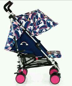 Cosatto Unicorn/Rainbow Stroller