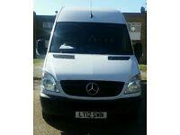Mercedes Sprinter Van Lwb 313 CDI Euro 5