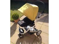 Mamas&Papas Pram, Buggy & Car seat set