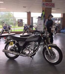 Yamaha SR400 Inverell Inverell Area Preview