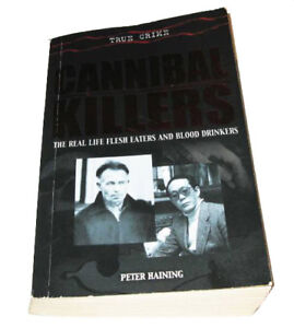 Livre Cannibal KIllers Book