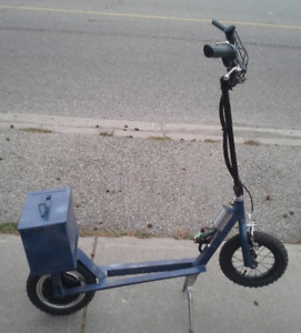 Adult Electric Kick Scooter e-Bike