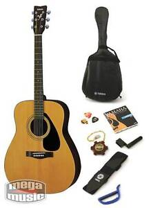 yamaha f310p acoustic guitar Murdoch Melville Area Preview