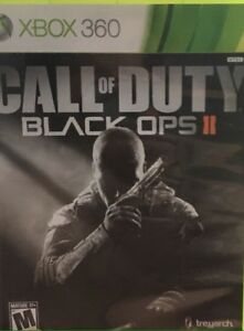 XBOX360 BLACK OPS 2