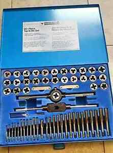 60 Piece Tap & Die Set