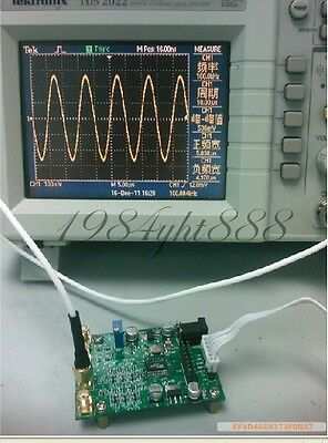 50mhz Ad9850 Dual Channel Sinesquare Wave Dds Signal Generator Software Cn