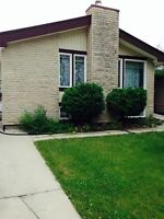 Upper Duplex for rent at East Kildonan
