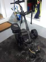MGI Superlite SL350C golf hand cart with lithium battery. Beaumaris Bayside Area Preview