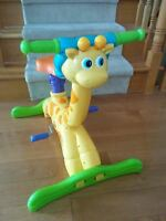 Vtech Ride and Learn Giraffe Bike
