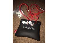 Monster Beats by Dr Dre iBeats urBeats In Ear Headphones Earphones