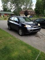 2004 Acura MDX SUV, Crossover TRADE