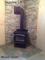 WOOD STOVES, WOOD FURNACE