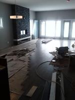 REDUCED PRICES ON PROFESSIONAL FLOORING INSTALLATIONS