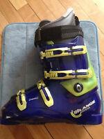 LANGE SKI BOOTS 'Range 100' SPRING SALE 600 dollar boots new!
