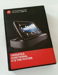 Motorola Atrix 4G MB860 Multimedia dock