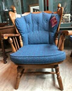 Vilas Wood Arm Chair
