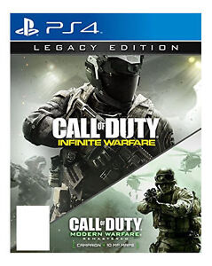 Call of Duty Infinite Warfare Legacy Edition PS4 Perfect Condition MW inc - Liverpool, United Kingdom - Call of Duty Infinite Warfare Legacy Edition PS4 Perfect Condition MW inc - Liverpool, United Kingdom