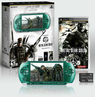PSP Metal Gear Limited Edition, 14 Games + Many Extras