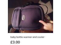 Avent Bottle warmer/cooler