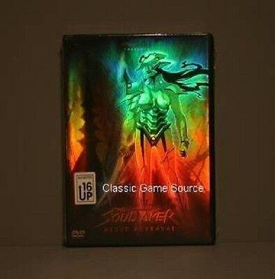 NEW The Soultaker Blood Betrayal DVD JAPANESE ANIME Soul Taker FACTORY SEALED - Soultaker Movie