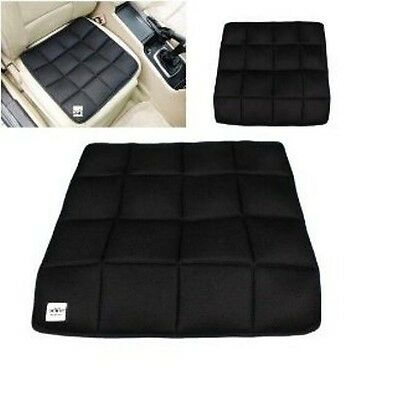 NEW Car Seat Cushion Charcoal Breathable Therapy Foam Padded Auto Office Chair