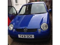 VW Lupo 1.4 Still For Sale