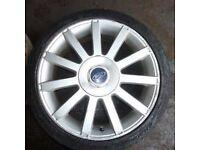 Wanted 2008 Fiesta ST 17 inch alloy wheel