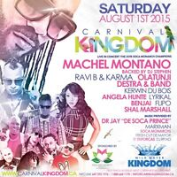 Ride to WWK for Machel Montano August 1st