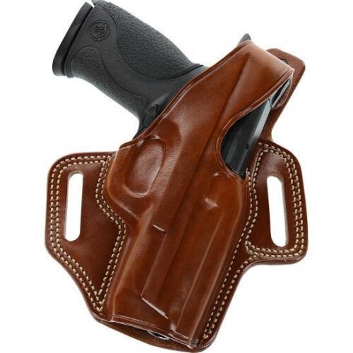 Galco Fletch High Ride Belt Holster for 1911 5-Inch Colt, Ki