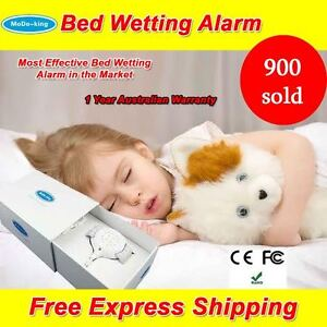 Alarm Bed Wetting Enuresis Baby Urine Sensor Bedwetting  Kid Child Wet Baby