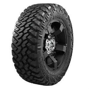4 New 325/50R22 Nitto Trail Grappler Mud Tires 3255022 50 22 R22 10 Ply M/T MT