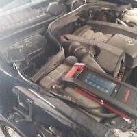 BMW, AUDI/VW, MERCEDES BENZ DIAGNOSTIC SCAN