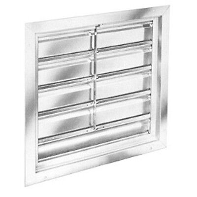 New Automatic Shutters For 18 Exhaust Fans