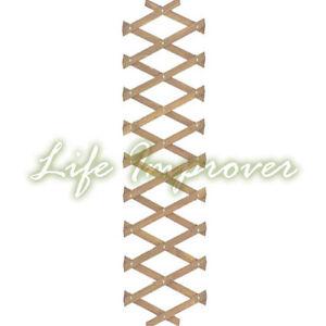 1 bordure extensible jardin bois treillis pour bordure gazon pelouse bois pin ebay. Black Bedroom Furniture Sets. Home Design Ideas