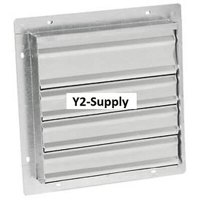 New Tpi Shutter For 16 Guard Mounted Exhaust Fan
